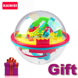 Intellect Ball with gift educational toys Puzzle Balance Logic Ability Game For Children adults