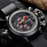 Strap Multifunction Army Military Hodinky Men Montre Homme 2017