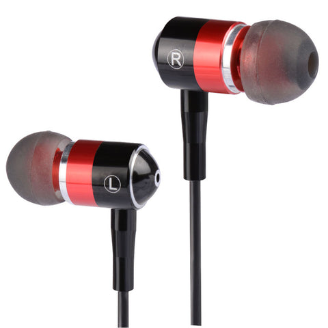 Original PTM Earphone A36 In-ear Earbuds Stereo Headphone Super Bass Headsets for mobile phone iPhone Mi Earpods Airpods