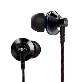 FiiO EX1 2nd gen EX1II EX1 II Nanotech Titanium Diaphragm In-Ear Monitors Earphone