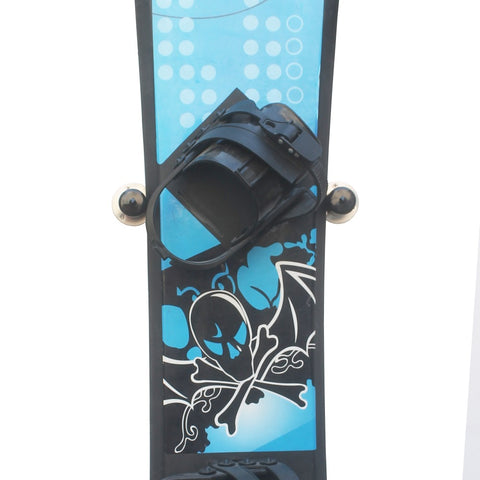 Clinch Design Ski and Snowboard Storage Display wall Rack Wall Storage wall mount Rack pack of 2 NO BOARD