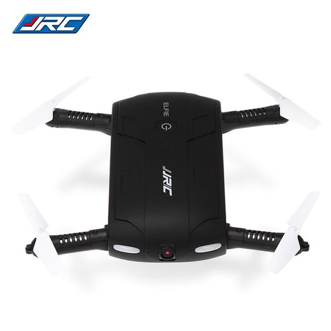 JJRC H37 ELFIE Foldable RC Quadcopter Mini Drone RC Helicopter WiFi FPV With HD Camera/ G-sensor / Headless Mode VS H31 H36 X5C