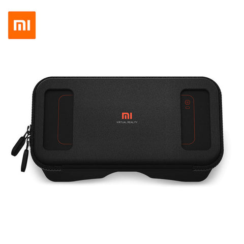 Original Xiaomi Mi VR Box Virtual Reality 3D Glasses Cardboard Immersive For 4.7-5.7 Inches Smartphones