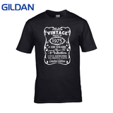 New Arrival men tshirts style 42nd Birthday Gift Ideas For Men And Women Unique t shirt Funny Casual t-shirt men 2017