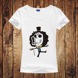 Tees Comic T Shirts Women T-Shirt Funny Runway Comic Men Printed Top Tees