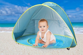 high quality uv protecting baby beach tent baby sun shelter tents pop up beach tent new style sun shelter play tent for kid