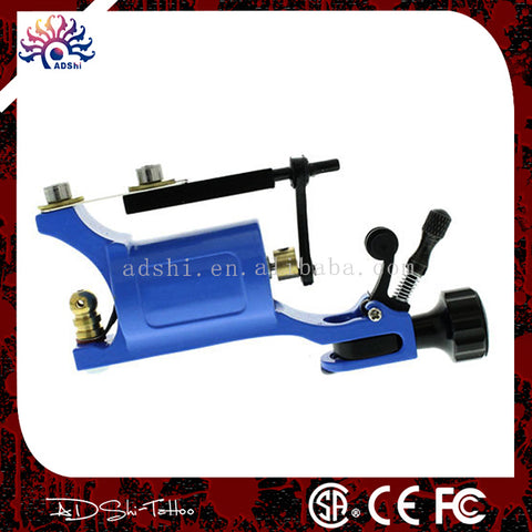 Fashion Professional Rotary Tattoo Machine For body  tattoo Aluminum Frame  new 2017 Durable for liner and shader Top Quality
