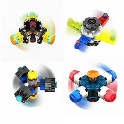 New Building Block Hand Spinner