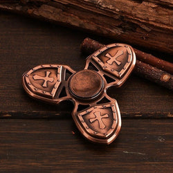 New Crusader Limited Edition Hand Tri-Spinner