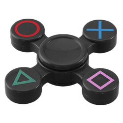 New PlayStation Metal Hand Quad-Spinner