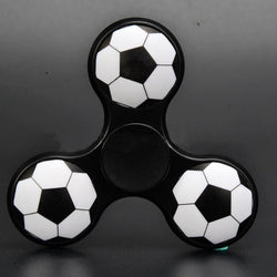 New Kids Soccer Football Hand Tri-Spinner