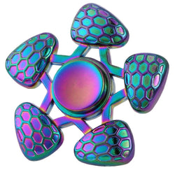 Anodized Alien Collectors Hand Spinner