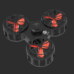 New Flying Helicopter Spinner