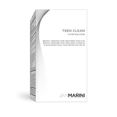 Jan Marini Teen Clean 3 Step Kit 10%