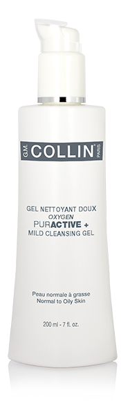 GM Collin Puractive & Oxygen Cleansing Gel