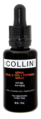 GM Collin Vital C10% +peptides serum