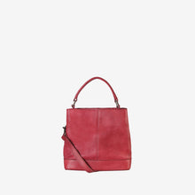Genuine Leather Mini Tote Bag