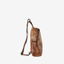 Genuine Leather Cross Body Chest Pack