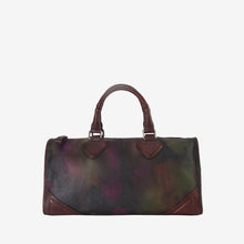 Genuine Leather Distressed Style Large Tote