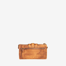 Genuine Leather Vintage-Dye Wallet