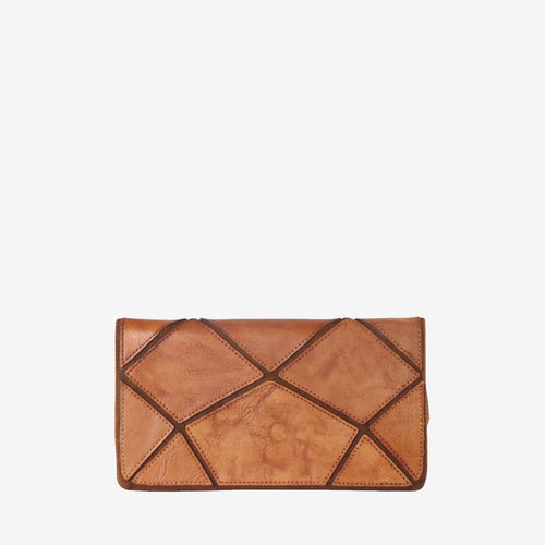 Leather Luxury Vintage Fashion Wallet