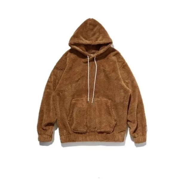 Oversized Fleece Teddy Sweatshirt by Mighty Mighty