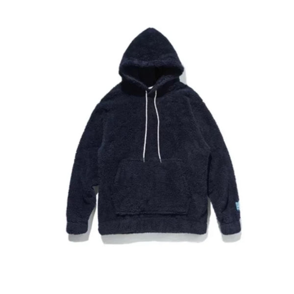 Oversized Fleece Teddy Sweatshirt