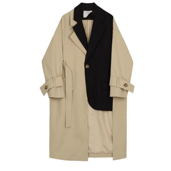 Blazer Trench Coat by Mighty Mighty