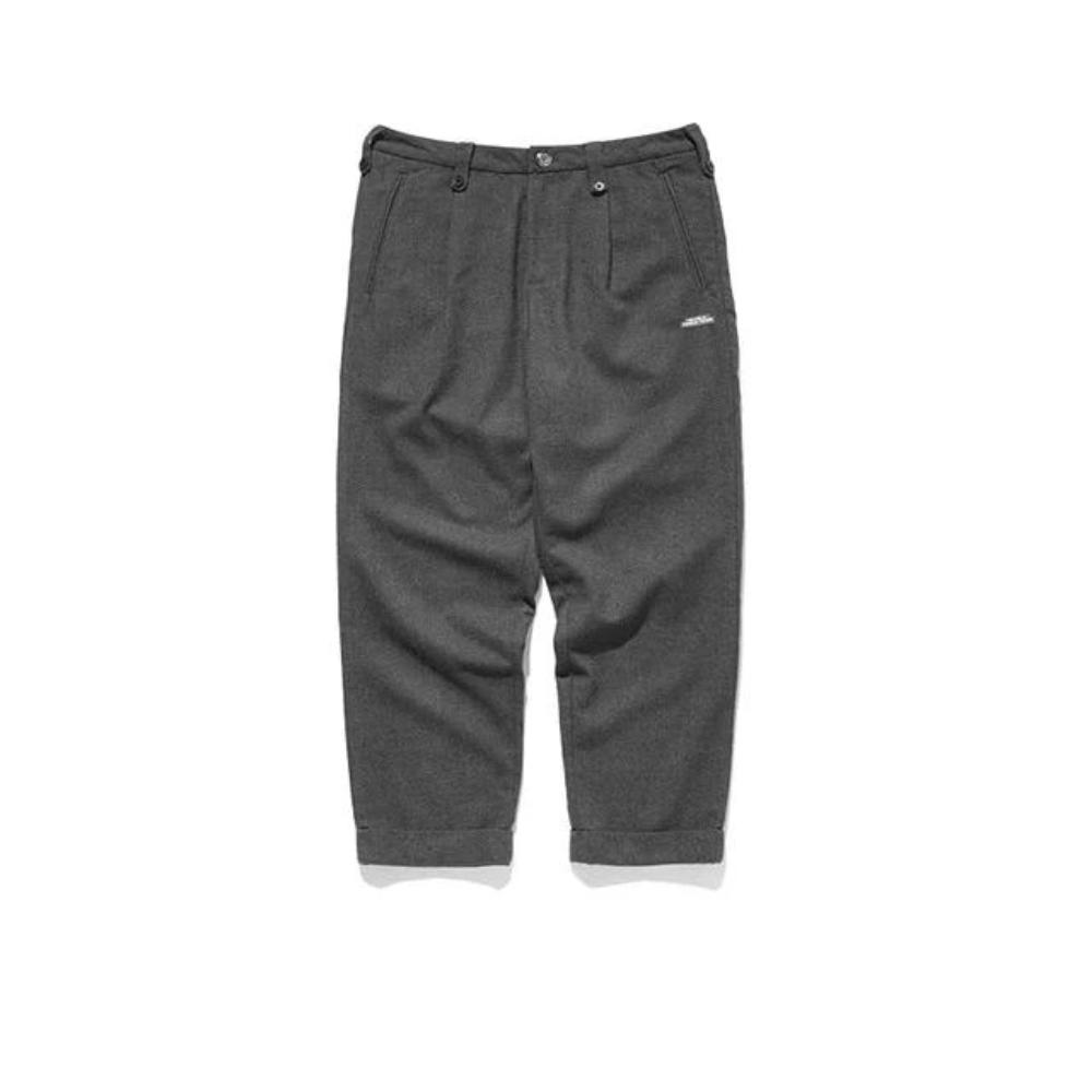 Wool Straight Leg Pant by Mighty Mighty