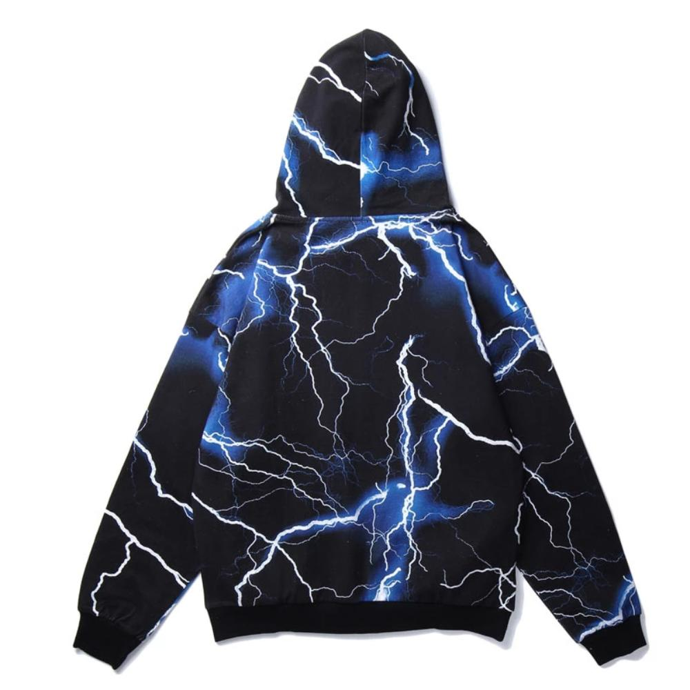 Lightning Hoodie by Mighty Mighty