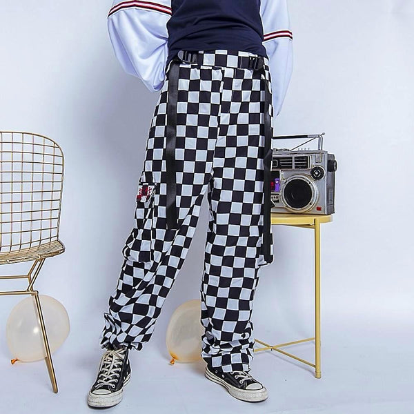 Checkered Jogger Pant by Mighty Mighty