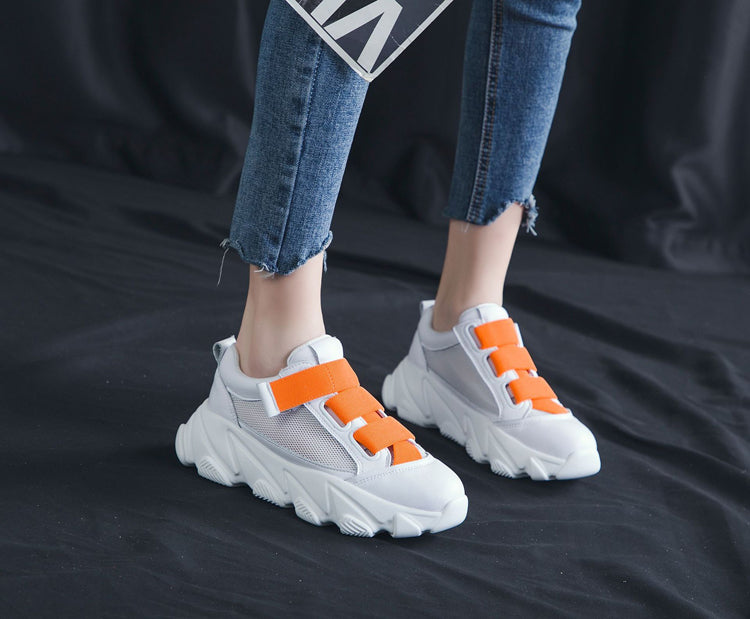 Tape Belt Sneakers