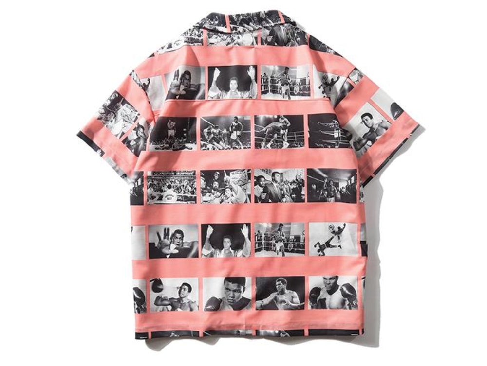 Muhammad Ali Photo Shirt