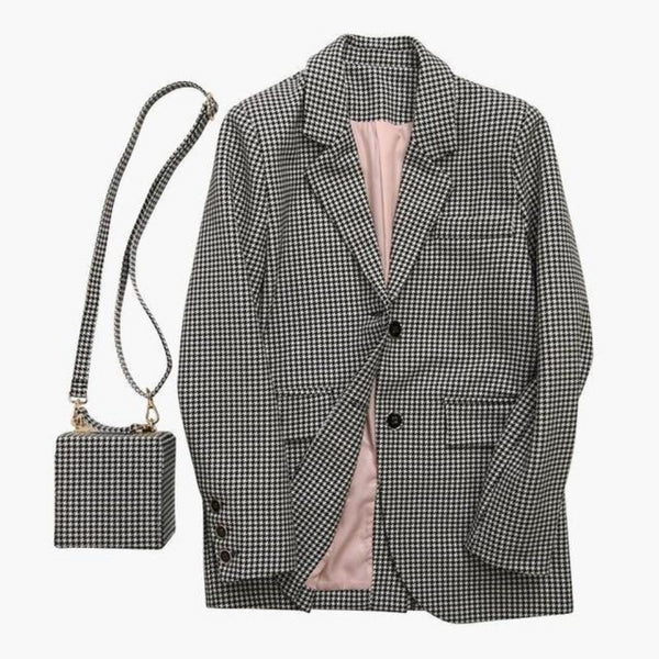 Blazer + Bag Set by Mighty Mighty