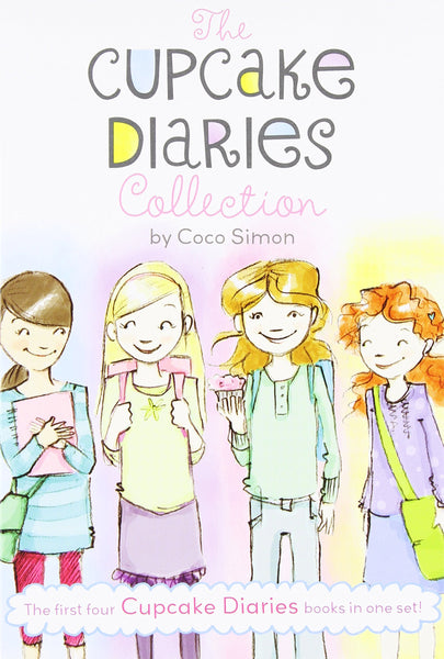 The Cupcake Diaries Collection