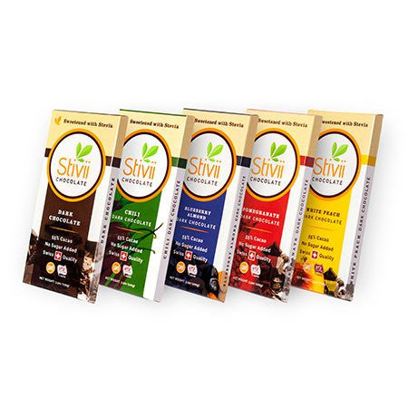 Build Your Own 5 Dark Chocolate Sample Pack