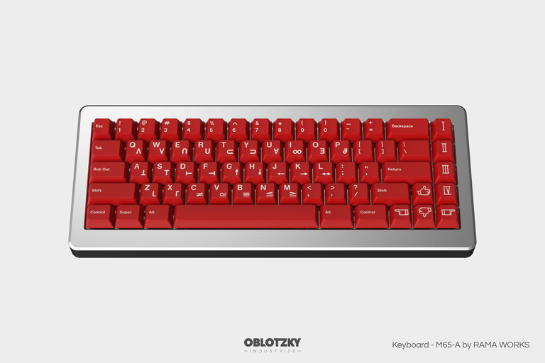 [Group buy] GMK Crimson Cadet-zFrontier