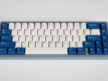 [Group buy] GMK Classic Blue-zFrontier