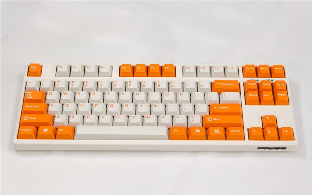 [In stock] JTK Orange on White