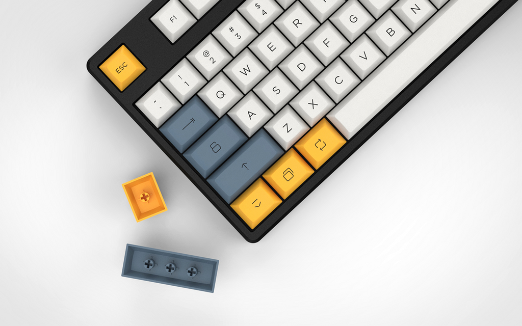 [Group buy] Keyreative Starry Night DSA Dyesub Keyset R2-zFrontier
