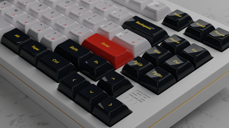 [Group buy] SP-111 Split Southpaw Custom Mechanical Keyboard-zFrontier