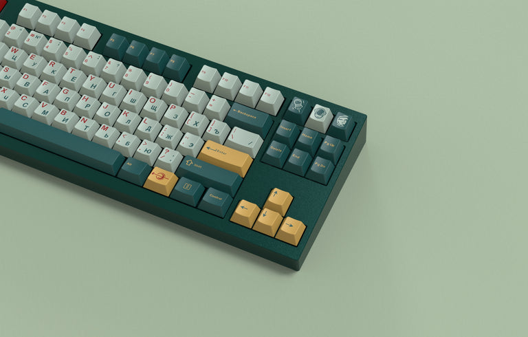 [Group Buy] JTK Vostok-1 Tripleshot-zFrontier