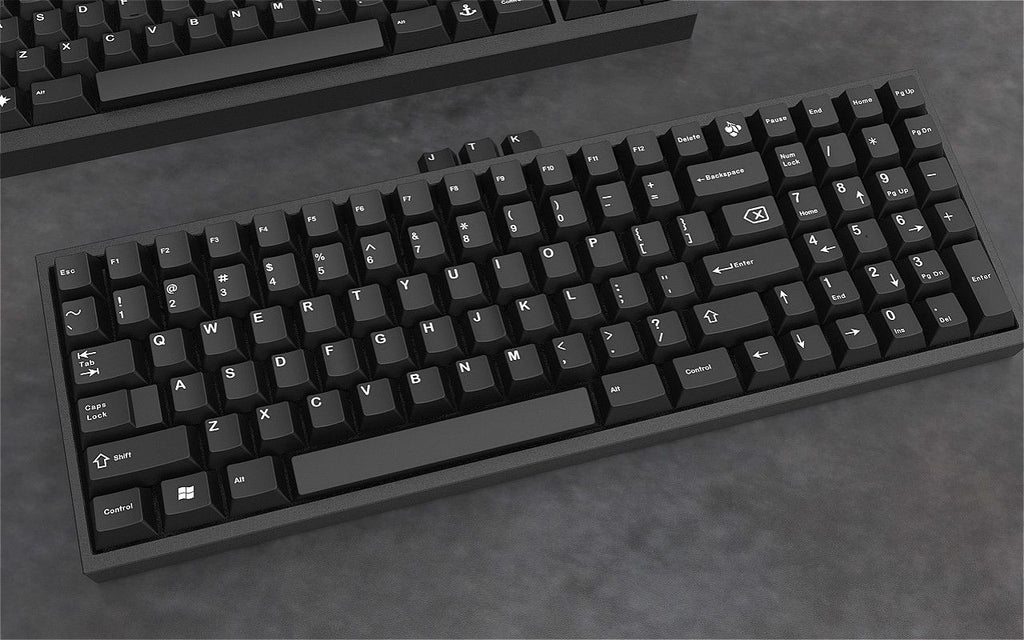 [In stock] JTK White on Black - zFrontier Exclusive-zFrontier
