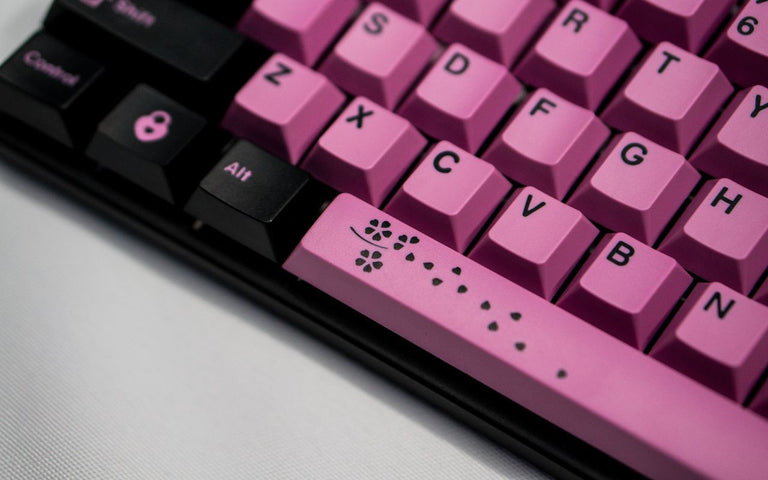 [In stock] JTK Pink on Black-zFrontier