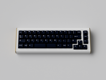 [Group buy] GMK Deep Navy-zFrontier