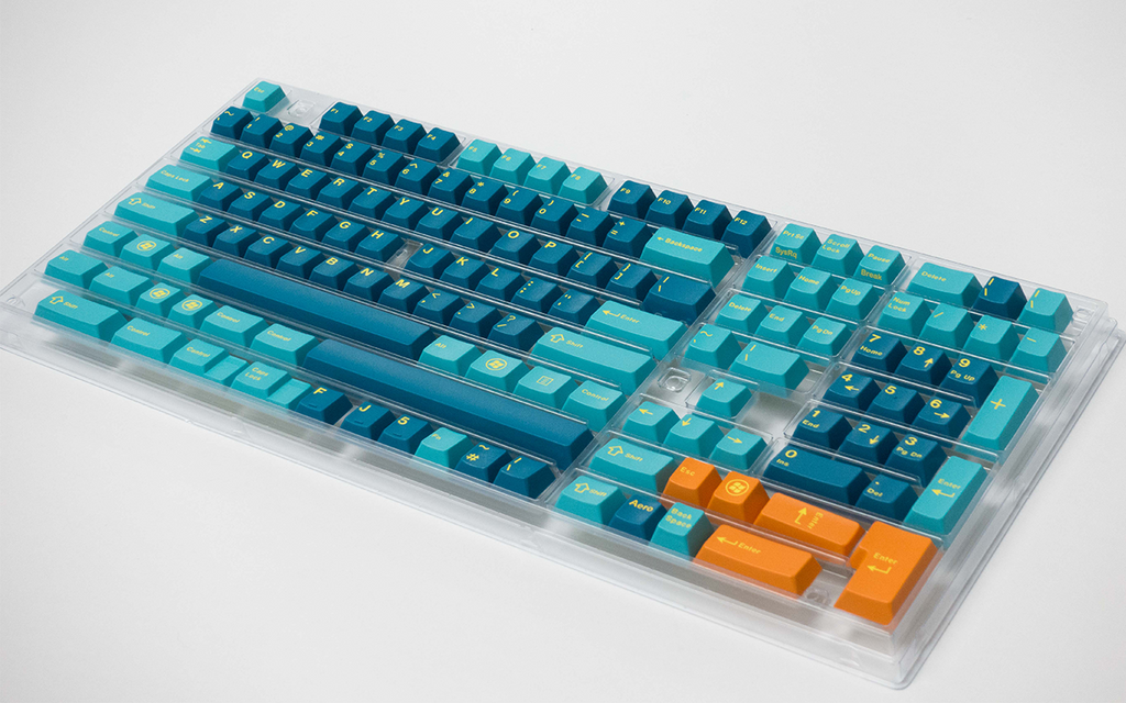 [In stock] GMK Aero - zFrontier Exclusive-zFrontier