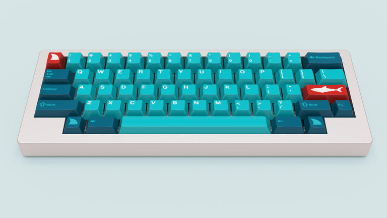 [In Stock] GMK Shark Bait-zFrontier