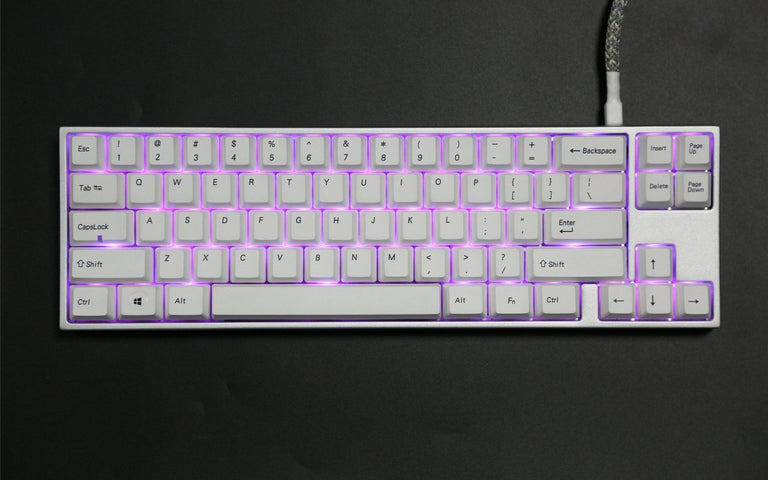 Varmilo VA68Mg RGB Magnalium Mechanical Keyboard - zFrontier Exclusive-zFrontier