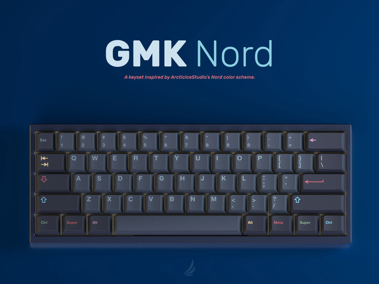 [Group buy] GMK Nord-zFrontier