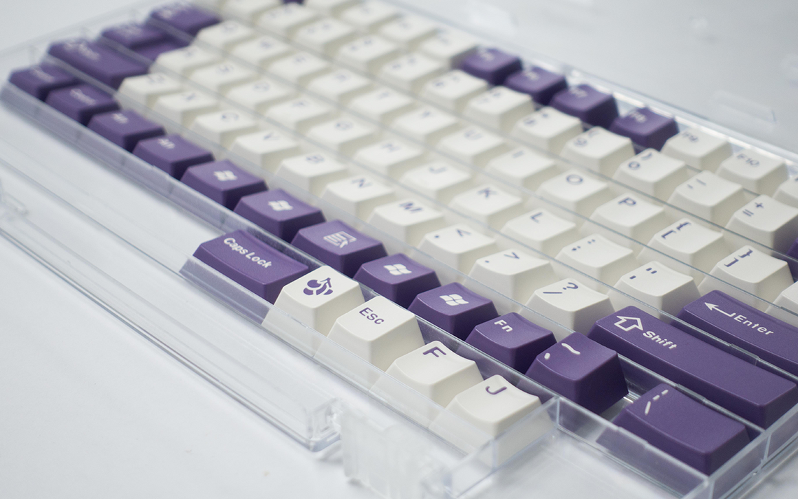 [In stock] JTK Purple on White - zFrontier Exclusive-zFrontier